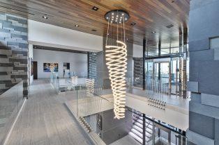 Las Vegas Residence Neolith Interior Flooring