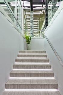 Las Vegas Residence Neolith Interior Stairs Flooring