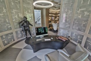 Star Wars Project Neolith Desk